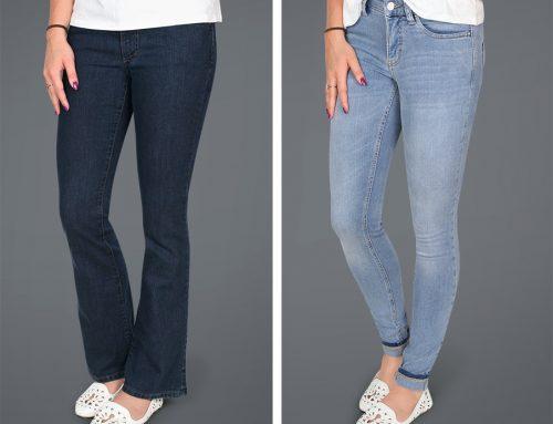 Bootcut oder Skinny Jeans: Welche passt zu welchem Typ?