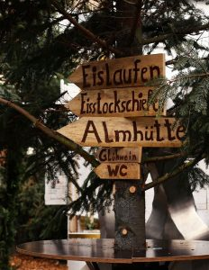 Die Eiszeit in Hildesheim ist gestartet