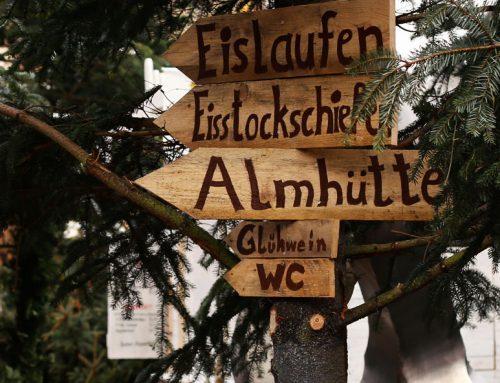 Die Eiszeit kommt! Pirouetten drehen mitten in Hildesheim