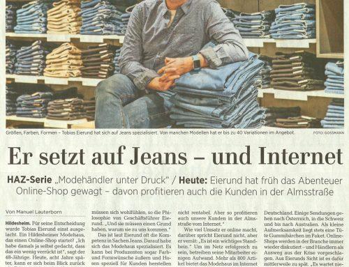 Was Eierund Hildesheim so erfolgreich macht: Wir haben es der HAZ verraten