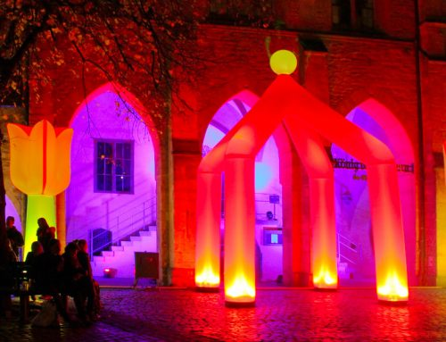 Eine Stadt im Lichterglanz – Hildesheims 10. Light Night Shopping