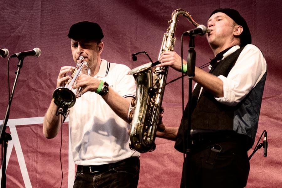 Die Hildesheimer Jazztime ist über die Stadtgrenze beliebt