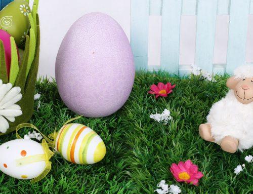 Wir wünschen euch ein tolles Osterfest!
