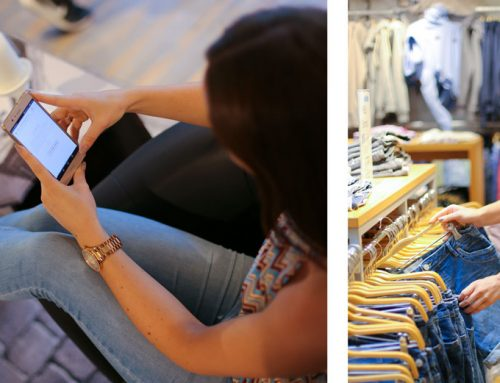 Onlineshop vs. Einzelhandel – Jeans im Großraum Hannover