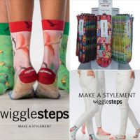 Neu auf HoseOnline: Wigglesteps