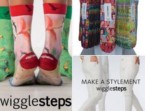 Das neueste Highlight für euer Outfit: die Wigglesteps