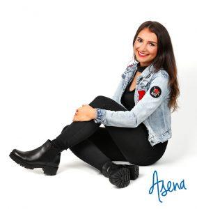 Look 3: Asena