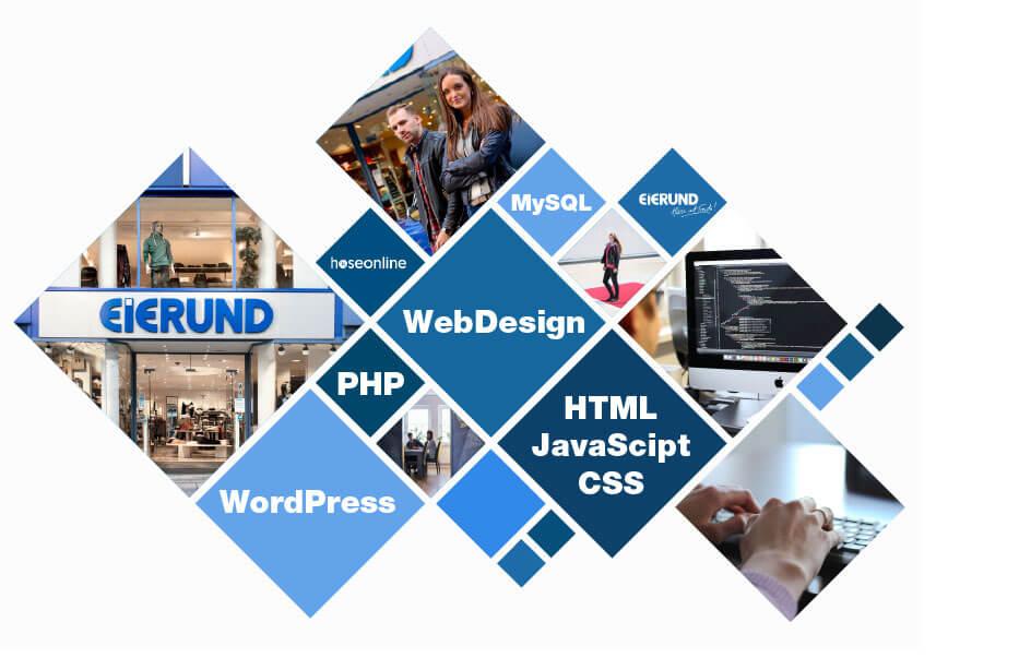 Webdesign bei Eierund Hildesheim