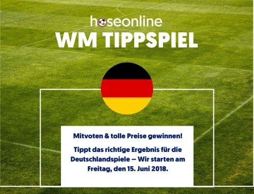 Macht mit bei unserem Gewinnspiel zur Fußball-WM 2018!