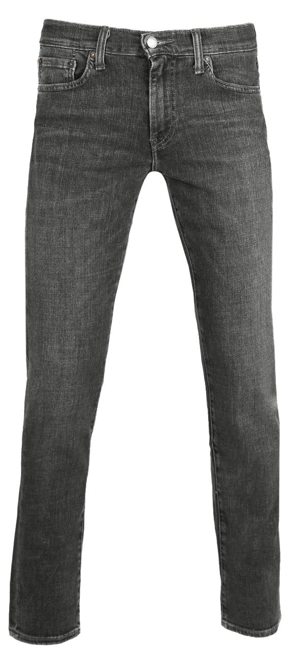 Levis 511 Slimstretch Greywashed Vorne