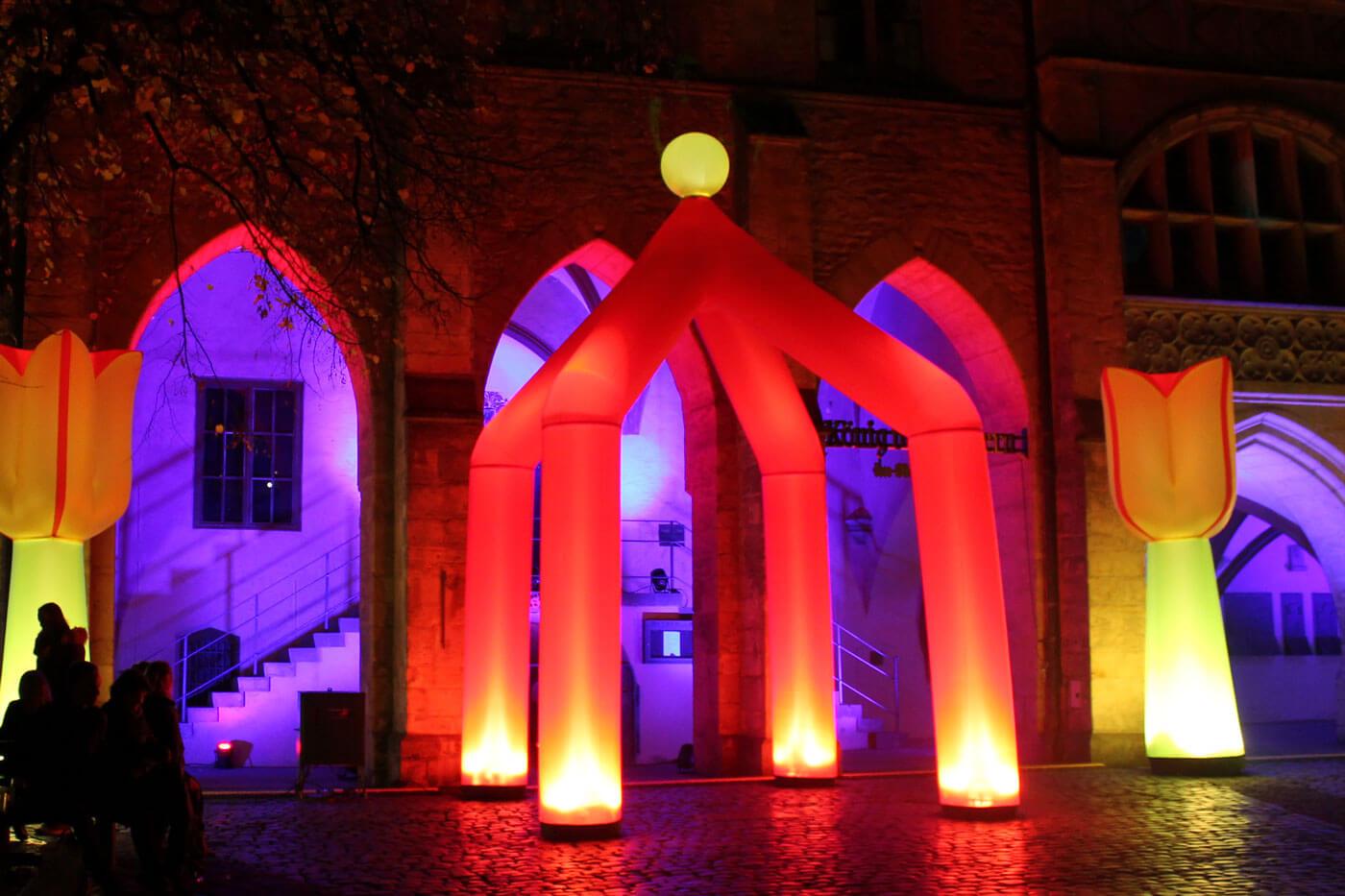 Light Night Shopping Hildesheim