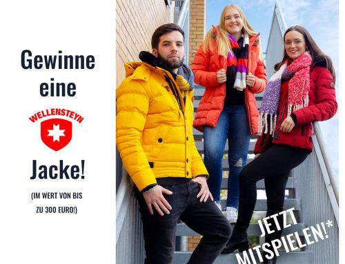 Gewinnt eure neue Wellensteyn-Lieblingsjacke!