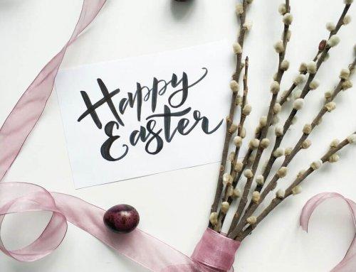 Eierund wünscht frohe Ostern!