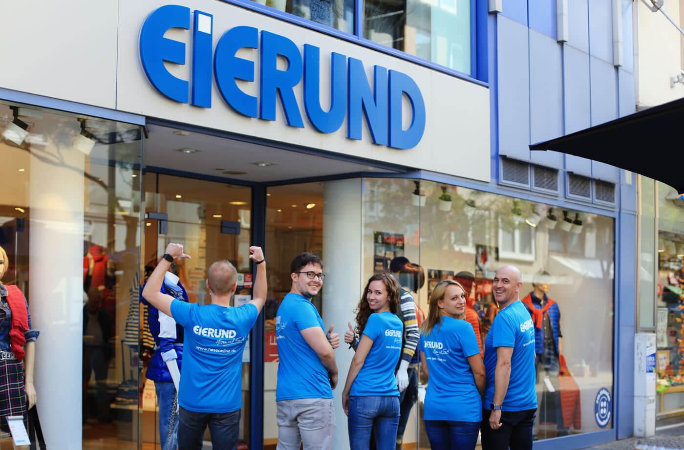 Fimenlauf Team Eierund