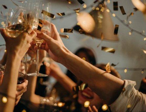 Einen guten Start in ein großartiges neues Jahr
