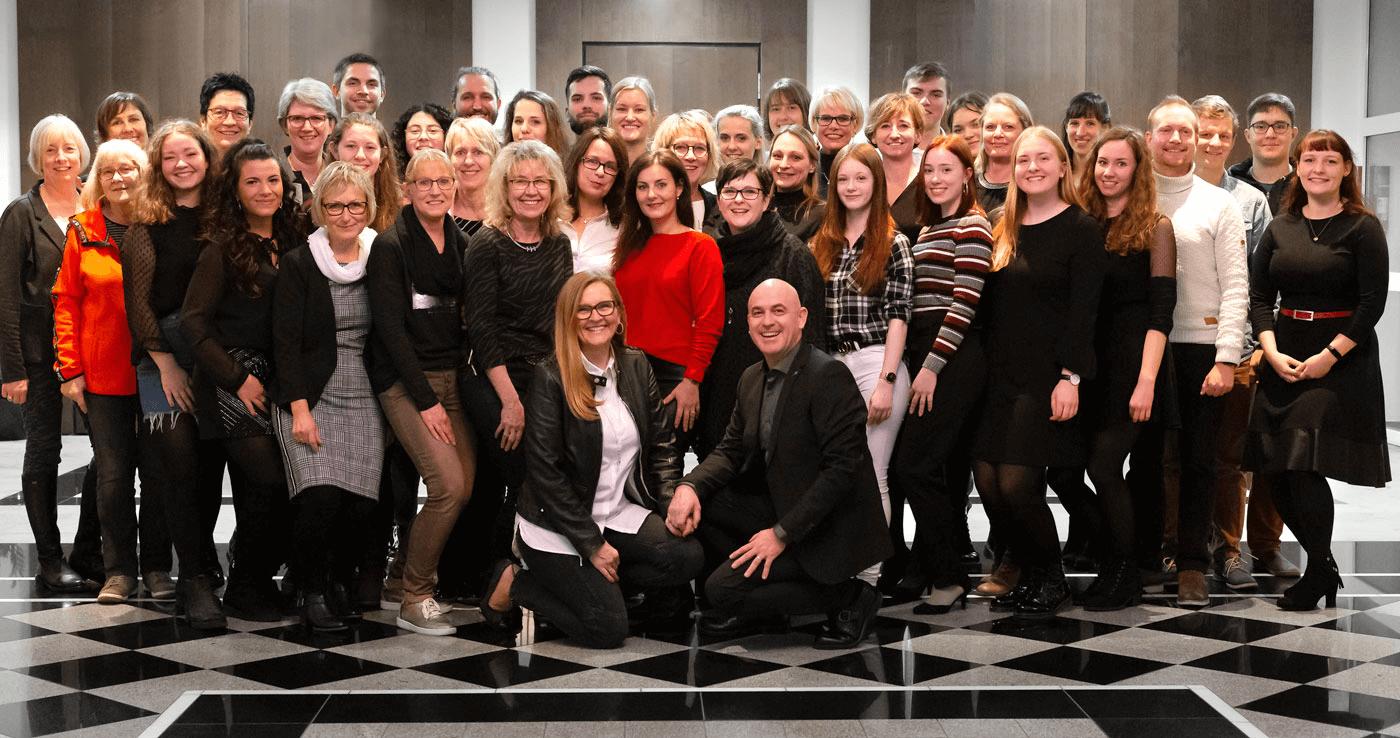 Eierund Hildesheim - Team 2019