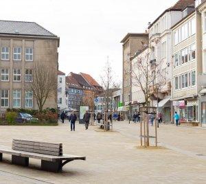 Angoulêmeplatz Hildesheim