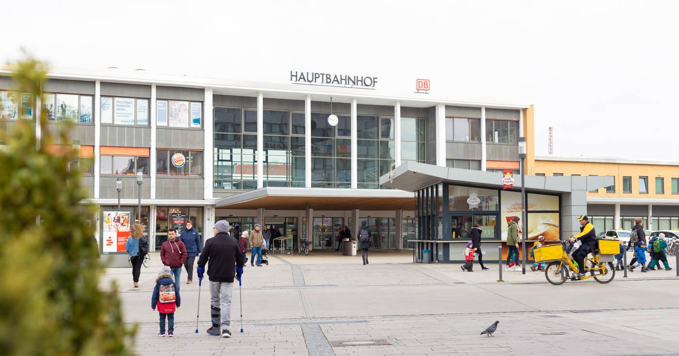 Hauptbahnhof Hildesheim