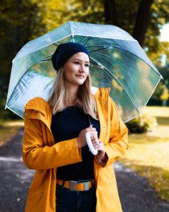 Das perfekte Regen-Outfit