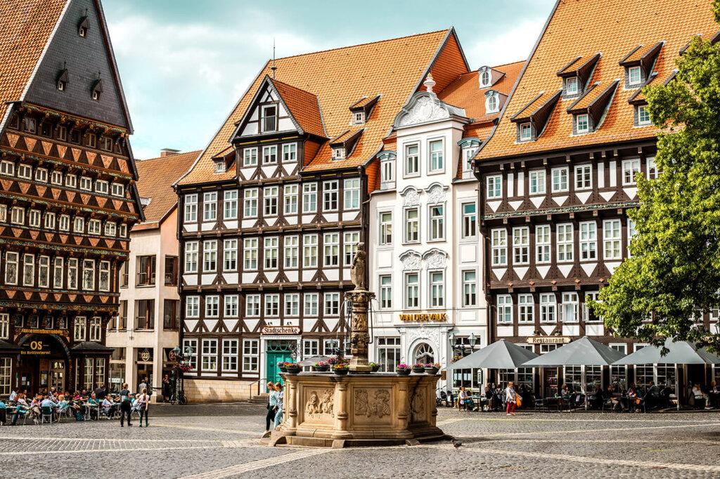 Historischer Marktplatz Hildesheim