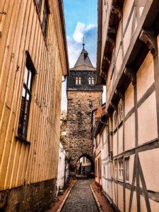 Hildesheimer Kehrwiederturm