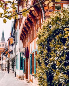 Historische Altstadt Hildesheim