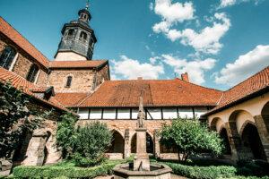 Mauritiuskirche Hildesheim