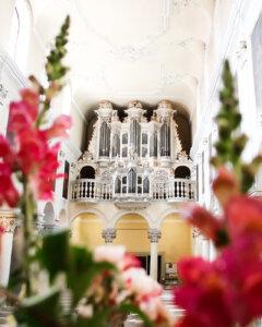 Monumentale Kirchengebäude