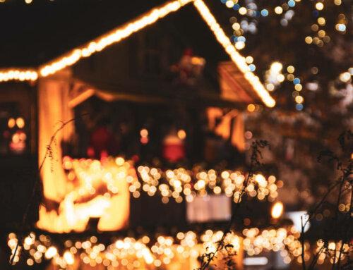 Eisgrillen: Das Weihnachtsmarkt-Event zu Hause