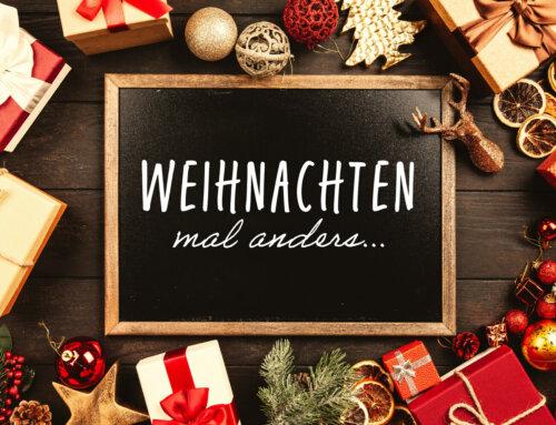 Weihnachten mal anders: 5 Ideen
