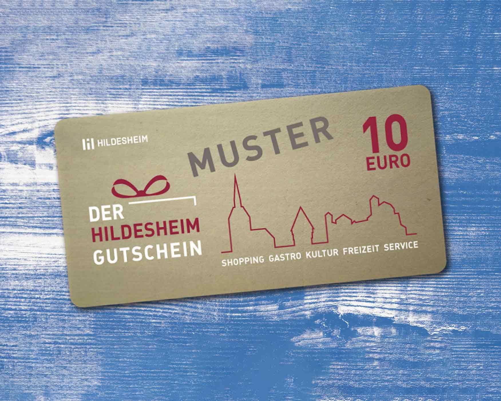 Hildesheim Gutschein
