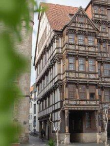Historische Innenstadt Hildesheim