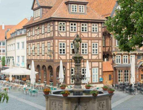Das macht Hildesheim zur Großstadt!