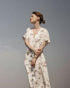 Sommer-Must-have Blusenkleid