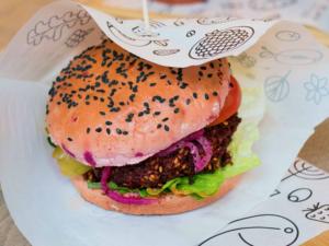 Vegane Burger Hildesheim