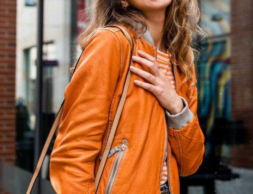 Lederjacken-Lookbook: wie du sie kombinierst