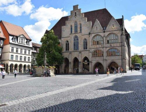 Urlaub in Hildesheim: unsere Tipps!